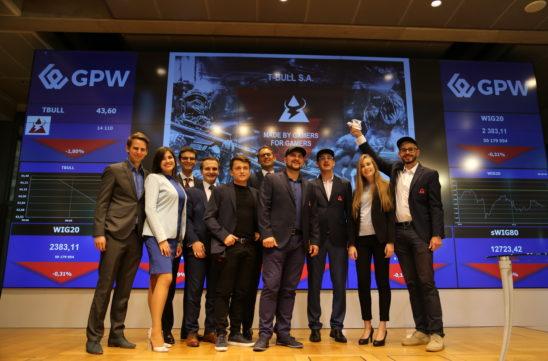 Debiut T-Bull S.A. na GPW. Zespół SSW Pragmatic Solutions doradcą prawnym Spółki w procesie oferty publicznej