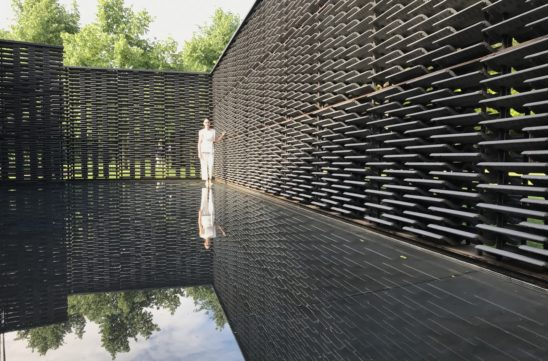 Therme Group™ has acquired Serpentine Pavilion 2018 designed by Frida Escobedo