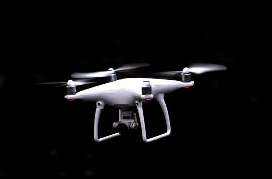AI i cognitive computing dla dronów